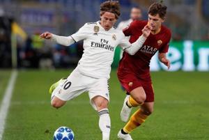 File image of Luka Modric.