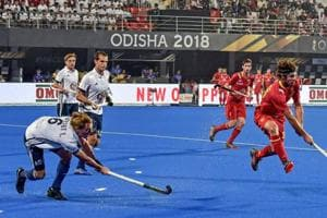 Hockey World Cup 2018: Single-minded France surprise Spain in impressive draw