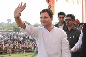 Telangana assembly elections 2018: Rahul Gandhi assured that if Congress was voted to power, it would waive crop loans of all farmers to the extent of Rs 1 lakh.
