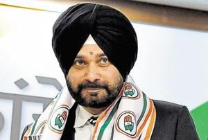 Congress leader Navjot Singh Sidhu sought to distance himself from the 'captain' remark controversy, saying that he loved Chief Minister Amarinder Singh.