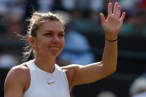 Simona Halep is currently the number one ranked women's tennis player