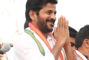 Telangana assembly elections 2018: Revanth Reddy, who is contesting as a Congress candidate from Kodangal assembly constituency, had earlier called for a shutdown in the town to protest the alleged police raids on his associates in the town to search for unaccounted money. He also threatened to stall the chief minister's visit to the town.