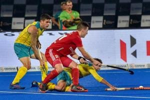Hockey World Cup 2018: Australia come late to party, sweep aside England 3-0