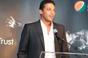 Mahesh Bhupati is India's non playing captain in the Davis Cup.