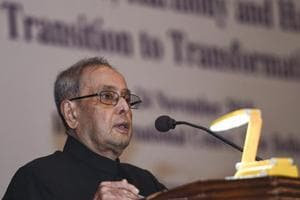 We need to crave for an education system where everybody is able to express themselves freely without the fear of being misjudged, former president Pranab Mukherjee said in New Delhi on Monday.