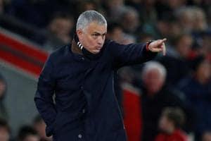 File image of Manchester United manager Jose Mourinho.