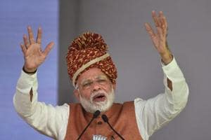 Telangana assembly elections 2018: PM Narendra Modi has said attempts to provide reservation to minorities are betrayal with the nation and an insult to the framers of the Indian Constitution.