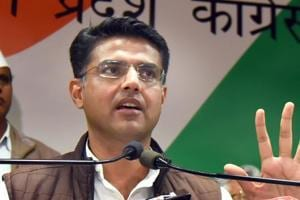 Sachin Pilot said Vasundhara Raje failed right from the beginning of her term on every single political challenge.