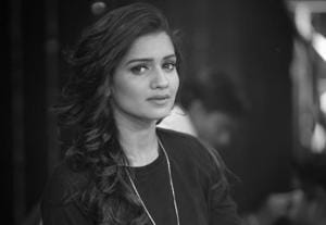 Actor Hruta Durgule is one of the most popular television actors on social media