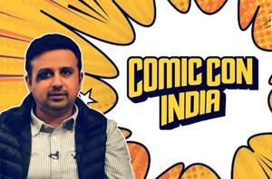 The man behind Comic Con India - in conversation with Jatin Varma