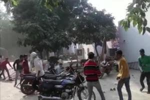Reports of cow slaughter from Mahaw village, near Bulandshahr, on Sunday night had triggered the violent clashes a day later.