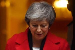 Prime Minister Theresa May insisted the current controversial withdrawal agreement is the right one that will usher the UK into a bright future.