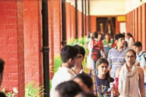 The students of Delhi Technical University alleged that the university neither mentioned the nature of the course in its prospectus nor did it clarify the same at the time of admission