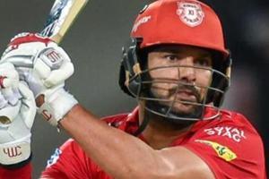 File image of Yuvraj Singh.