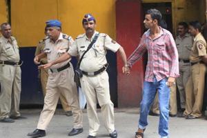 Sajjad Moghul at Arthur Road jail in July  2014.