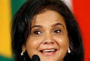 Indian-origin woman Shamila Batohi has been appointed head of South Africa's prosecuting authority.
