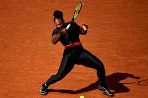 File image of Serena Williams.