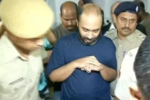 "Delhi-based defence analyst Abhijit Iyer-Mitra on Thursday walked out of jail free after a court in Konark granted him bail on a personal bond of Rs 20,000 and an assurance that he won't make any ""distasteful remarks"" in future."