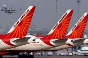 Air India grounded its two pilots after the aircraft descended rapidly and deviated from the normal glide path at Hong Kong International Airport runway on October 20.