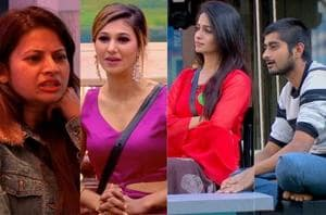 Five contestants are nominated for evictions this week.