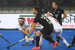 Hockey World Cup 2018: New Zealand hold Spain to 2-2 draw
