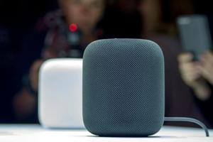 Apple has an advantage over Google and Amazon in the Chinese smart speaker market as the company's Siri voice assistant supports Cantonese and Mandarin