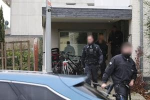 In total, 41 people were arrested in Italy, 21 in Germany, 14 in Belgium, five in the Netherlands and two in Luxembourg, with operations still underway.