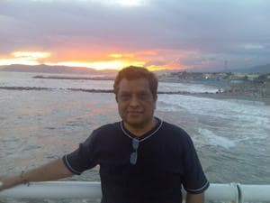 Rajeshwar Kishorilal Udani was last seen near Vikhroli traffic police outpost on the eastern express highway (EEH) on the night of November 28.