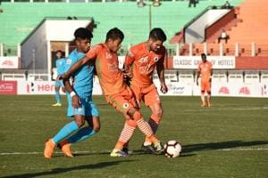 NEROCA are now second in the I-League after seven games played.