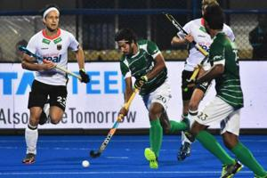 Pakistan are yet to win any of their two matches at the Hockey World Cup.