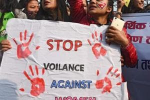 The minor victim's paternal aunt filed a complaint alleging that the victim's uncle raped her a few months ago but the parents have denied the allegation.