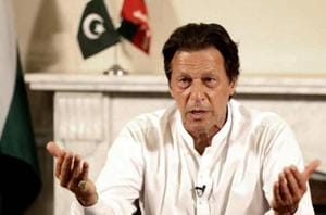 "Prime Minister Imran Khan has accused the US of ""pushing Pakistan away"""