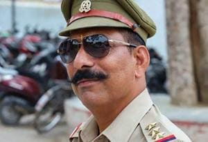 An undated photo of Police Inspector Subodh Kumar Singh, who was killed during the Bulandshahr violence.