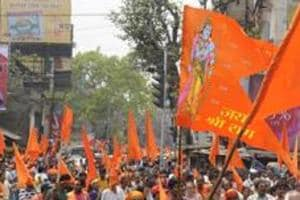 VHP to hold a mega rally in Pune on December 9 to demand bill on Ram temple.