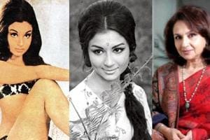 Sharmila Tagore, who turns 74 on December 8, has been showing off her impeccable fashion sense and taste since the '60s. (File Photos)