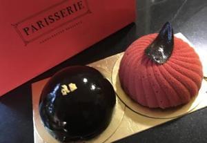 Desserts from Parisserie