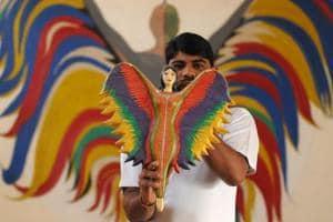 Photos: Gurugram's Bhondsi jail transforms into a centre for creativity