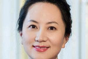 Meng Wanzhou, Huawei Technologies Co Ltd