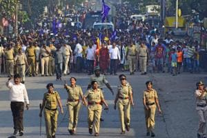 Protests by Dalit groups in the aftermath of the Bhima Koregaon clashes rocked Maharashtra, especially its capital Mumbai.