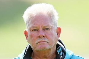 Steve Rixon will work with the national team until the end of the 2019 World Cup.