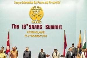 India recently rejected Pakistan's call to participate in the 19th Saarc Summit to be held in Islamabad, citing the lack of a conducive environment .