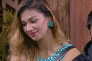 Bigg Boss Jasleen Matharu was evicted from the show along with Megha Dhade.