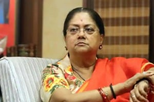 BJP will form government in Rajasthan: Vasundhara Raje
