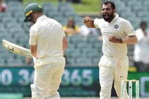 India close in on victory after Australia collapse in Adelaide Test