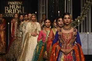 16th edition of Pantene Hum Bridal Couture Week