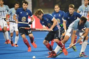 Hockey World Cup:Raising toast to French success