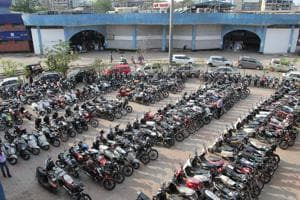 Proposed parking authority in Mumbai  to be first one in India.