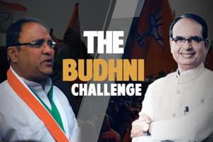 Watch: How real is the Congress challenge to Shivraj Chouhan in Budhni