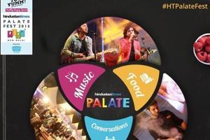 HT Palate Fest is taking place on December 14, 15, 16 in Delhi.