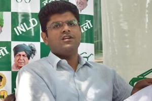 Hisar MP Dushyant Chautala and his brother Digvijay, sons of OP Chautala's elder son Ajay, were expelled from INLD last month after an internal inquiry found them guilty of indiscipline.